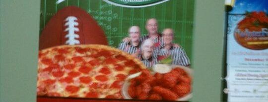 Rosati's Pizza is one of Vegas Baby!!.