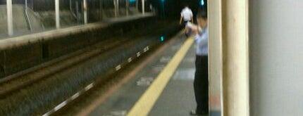 JR Mikunigaoka Station is one of 阪和線.