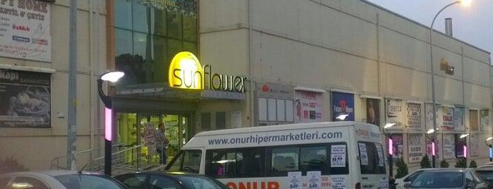 Sunflower Life Center is one of İstanbul'daki Alışveriş Merkezleri.