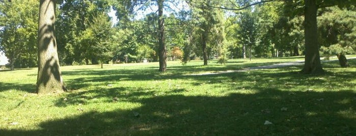 Goodale Park is one of Most Playful Cities: Columbus, OH.