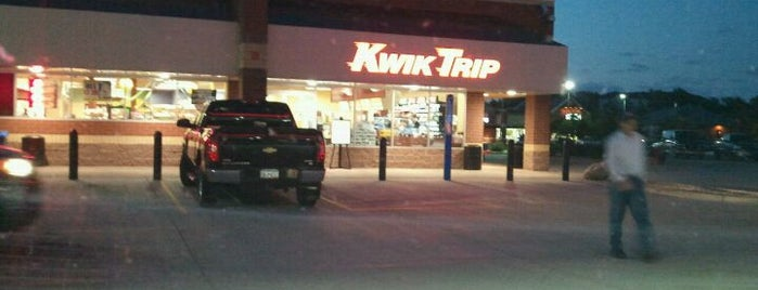 Kwik Trip is one of Services.