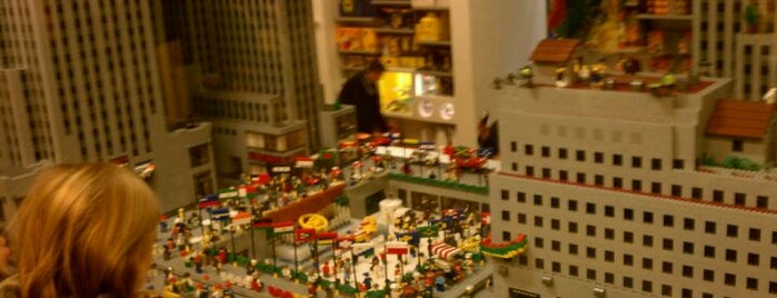 The LEGO Store is one of NYC to do.
