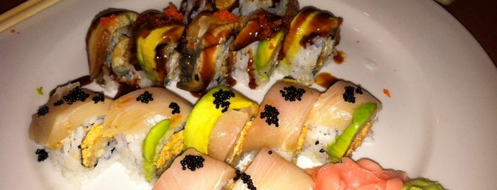 Oyama Sushi is one of No Place Like Home...