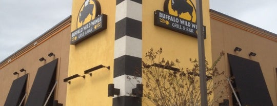Buffalo Wild Wings is one of Top 10 restaurants when money is no object.