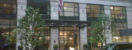 Crosby Street Hotel is one of Bathrooms in Soho, NYC.