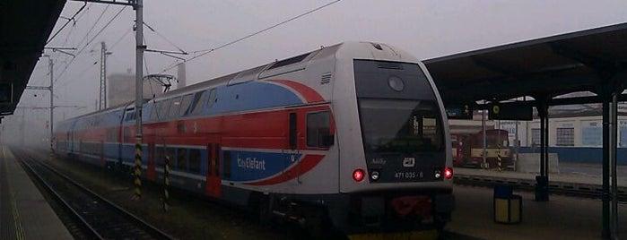 Linka S1/R1 ODIS Opava východ - Český Těšín