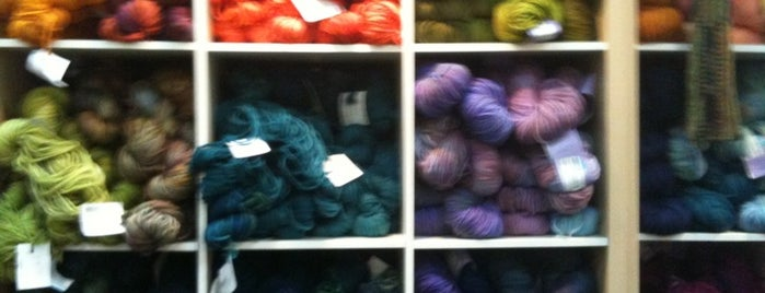 Loopy Yarns is one of 6 Things to Do in Printers Row.