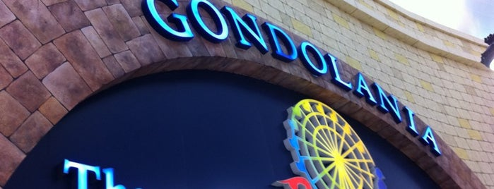 Gondolania Theme Park is one of My Doha..