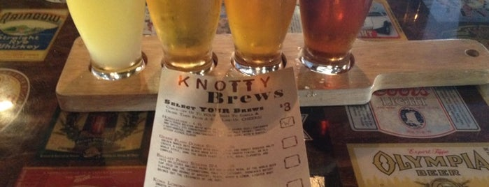 Knotty Barrel is one of San Diego Brewery and Beer Pubs.