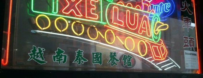 Pho Xe Lua is one of Philadelphia.