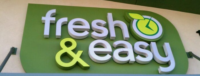 Fresh & Easy Neighborhood Market is one of Top picks for Food and Drink Shops.
