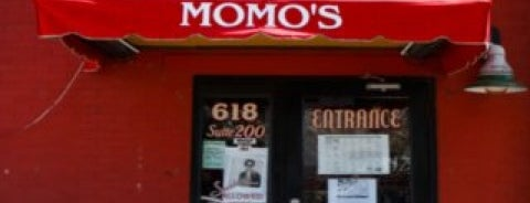 MoMo's is one of VaynerMedia: SXSW 2012.