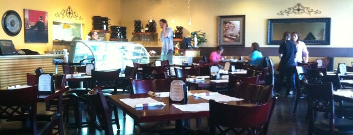 Café Maurice is one of 40 Under 40 class of 2013 favorite lunch spots.