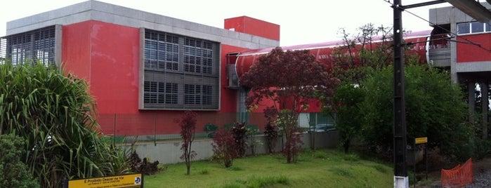 Estação Villa-Lobos-Jaguaré (CPTM) is one of correria.