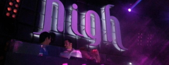 High Club is one of Nice Night Life.