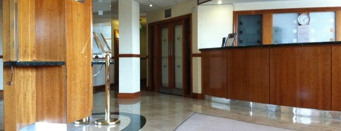 DoubleTree by Hilton Dublin - Burlington Road is one of Hotels.
