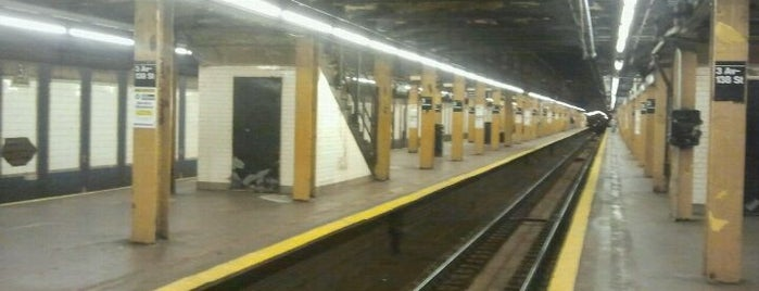 MTA Subway - 3rd Ave/138th St (6) is one of NYC Subways 4/5/6.