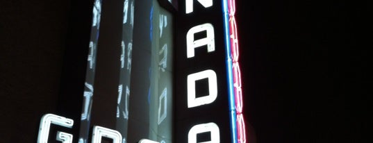 Granada Theater is one of Dallas's Best Music Venues - 2012.