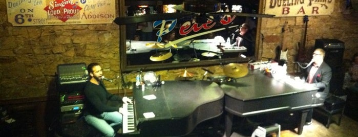 Pete's Dueling Piano Bar is one of SXSW Austin 2012.