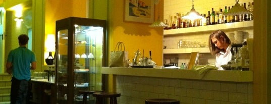 Mozzarella Bar is one of По ресторанам!.