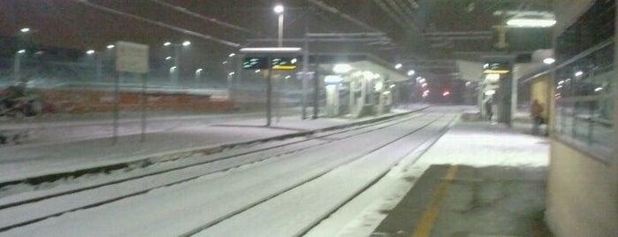 Stazione Cassano D'Adda is one of Linee S e Passante Ferroviario di Milano.