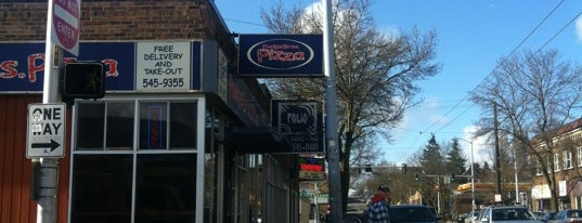 Pudge Brothers Pizza is one of Seattle Pizza.