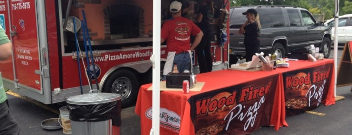 Pizza Amore Mobile Wood Fired Pizza is one of Buffalo, NY Food Trucks.