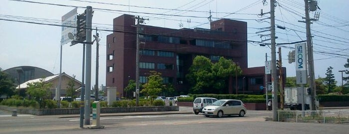 羽咋市役所 is one of Hakui 羽咋.