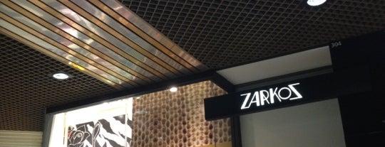 Zarkos is one of Beiramar Shopping.
