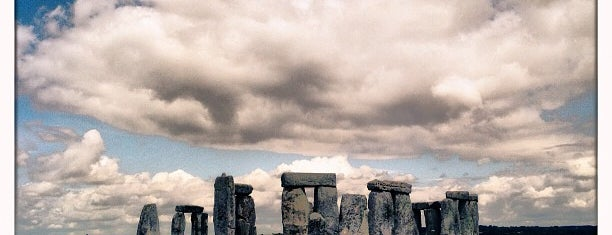 Stonehenge is one of Dream Destinations.