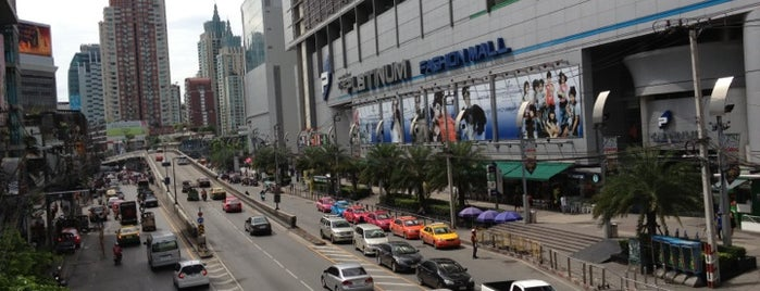 The Platinum Fashion Mall (เดอะแพลทินัม แฟชั่นมอลล์) is one of All-time favorites in Thailand (#2).