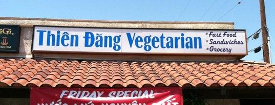 Thien Dang Vegetarian is one of Good Karma.