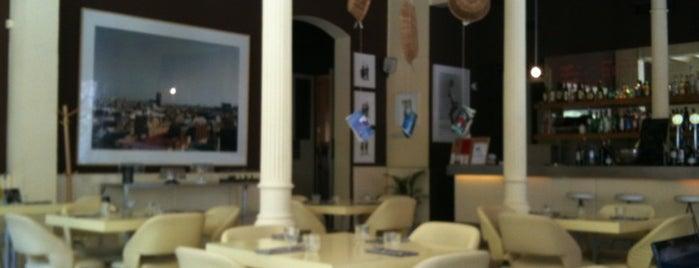 Carmelitas is one of BCN Restaurants, Bars and Delicatessen.