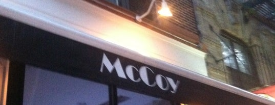 McCoy is one of Drinks.