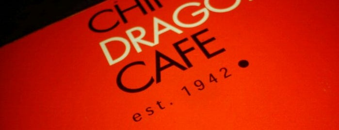 Chinese Dragon Cafe is one of Top 10 dinner spots in Colombo, Sri Lanka.