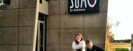 Sumo Japanese Grill is one of 40 Under 40 class of 2013 favorite lunch spots.