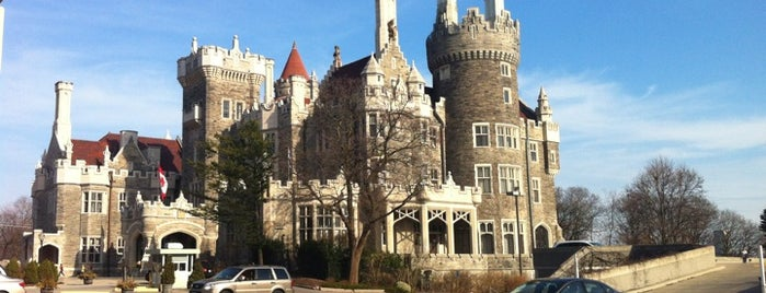 Casa Loma is one of Toronto City Guide #4sqCities.