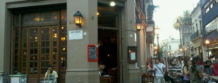 Bar Seddon is one of Bares.