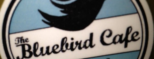 Bluebird Cafe is one of To Do: Nashville.