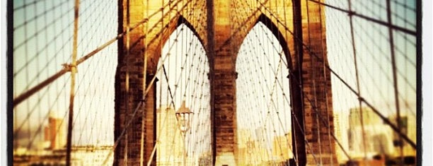 Brooklyn Bridge is one of New York City's Must-See Attractions.