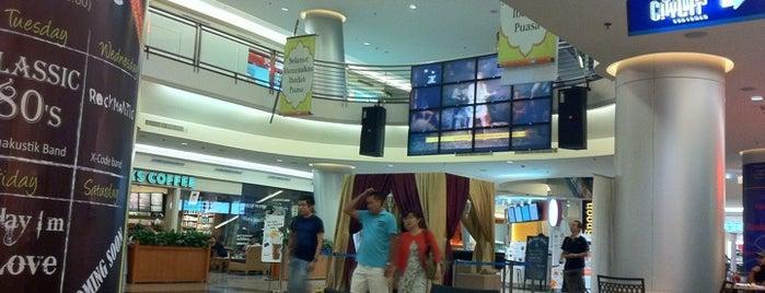 Citywalk Sudirman is one of Must Visit Places in Jakarta ( Indonesia ).