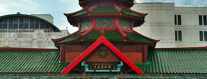 Masjid Cheng Hoo is one of Sparkling Surabaya.