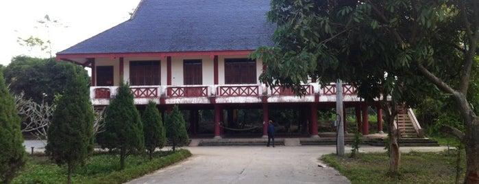 Đền Hoàng Công Chất is one of Điện Biên Place I visited.