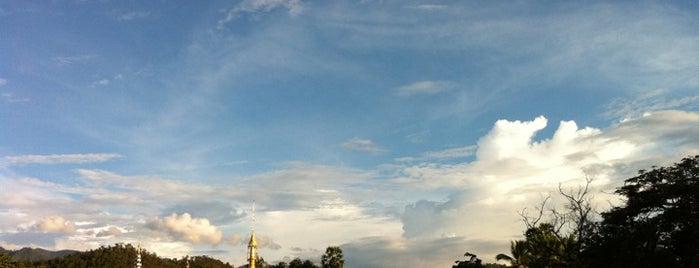 Wat Chong Kham is one of My TripS :).