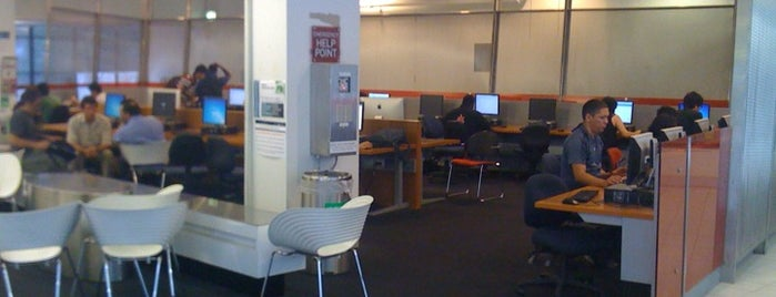 UTS Building 10 Computer Lab is one of Visit UTS.
