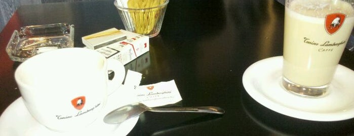 Tonino Lamborghini Caffé is one of Coffee.