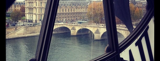 Orsay Museum is one of World Sites.