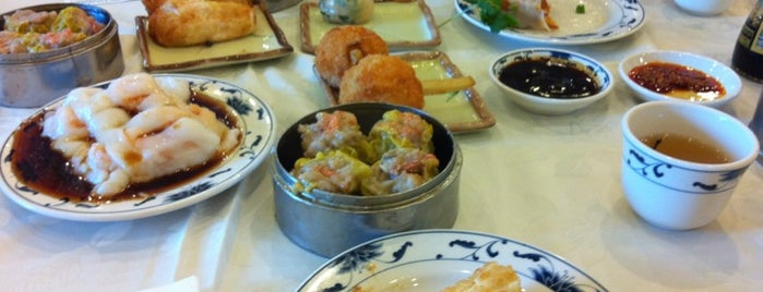 Hong Kong Palace is one of I'm a regular.