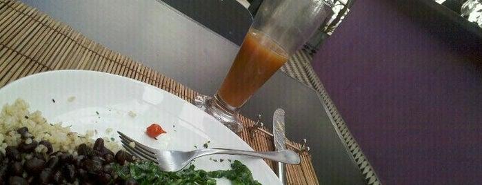 Yam Gastronomia is one of Restaurantes Vegetarianos.