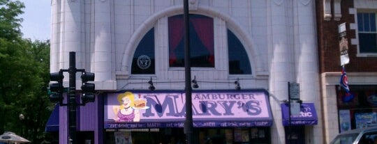 Hamburger Mary's is one of Chicago.